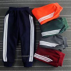 Зимние спортивные штаны с утеплением