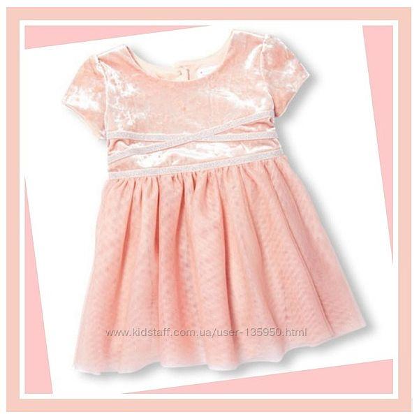Нарядное платье Children&acutes place 5Т