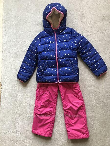 Куртка зимняя Gap 8-10 лет