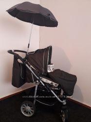 Немецкая коляска Teutonia