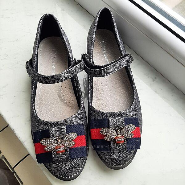 Туфли 34р. бренд Мышонок