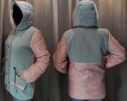 курточка капюшон женская