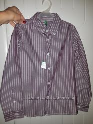 Рубашка мальчику 6-7лет