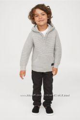 Джемпер с капюшоном H&M, 6-8 лет