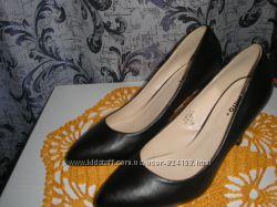Туфли женские черные, новые, классика
