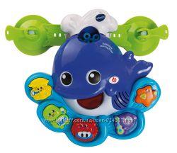 VTech Музыкальный Кит для ванны Sing and Learn Whale Bubble Machine Bath