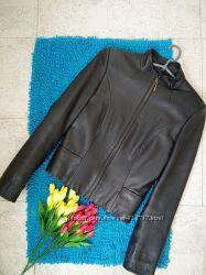 Стильная кожаная куртка косуха 100 натуральная