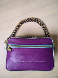Яркая сумка со стильной ручкой на плечо копия Louis Vuitton
