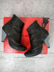 Продаю кожаные ботинки Carlo Pazolini