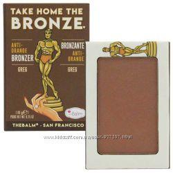 Оригинал The Balm take home the bronzer в оттенке Greg