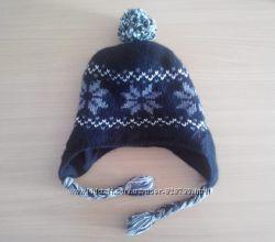 Тёплая зимняя шапка Next