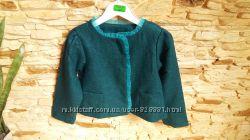 Укороченный нарядный пиджак Pusblu Германия на 4-10 лет размер 110-140