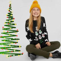 Рождественско-новогодние свитера C&A, Германия, на 11-16 лет, разм.146-176