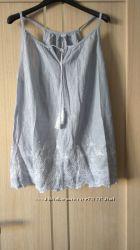 нежная хлопковая блузка р. M-L