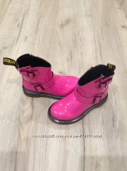 Ботинки, сапоги Dr. Martens, оригинал, 1US, 32 EU