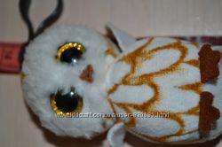 Сова глазастик совушка Ту на подвеске