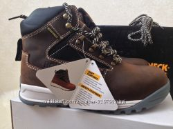 Кожанные мужские  рабочии ботинки Roughneck