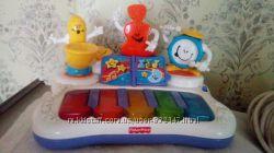 Музыкальная игрушка Fisher Price Пианино музиканти