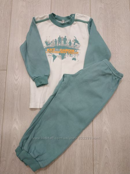 Новая пижама Бемби без бирок