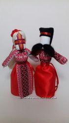 Handmade. Берегиня и Козак, подарок в дом семью.