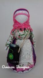 Кукла-мотанка Успешница Handmade.