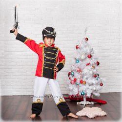 Карнавальный костюм гусара, солдата, 4-8 лет прокат. есть замеры.