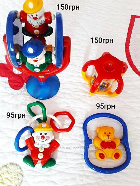 Погремушки іграшки игрушки