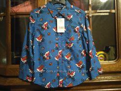 Новогодняя рубашка Pepco