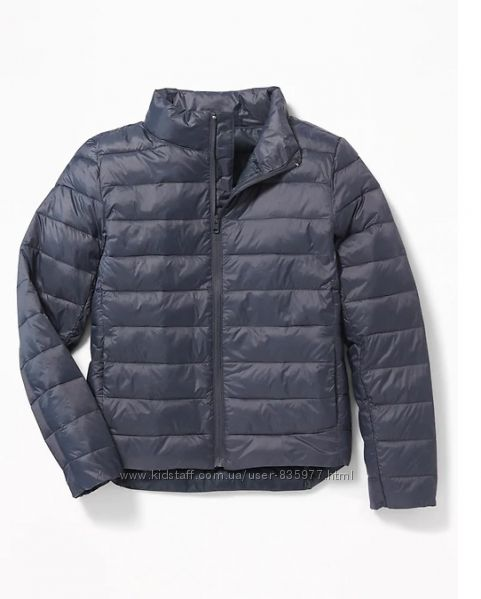Демисезонная куртка Олд Неви ХЛ 14 л Серая. Old Navy