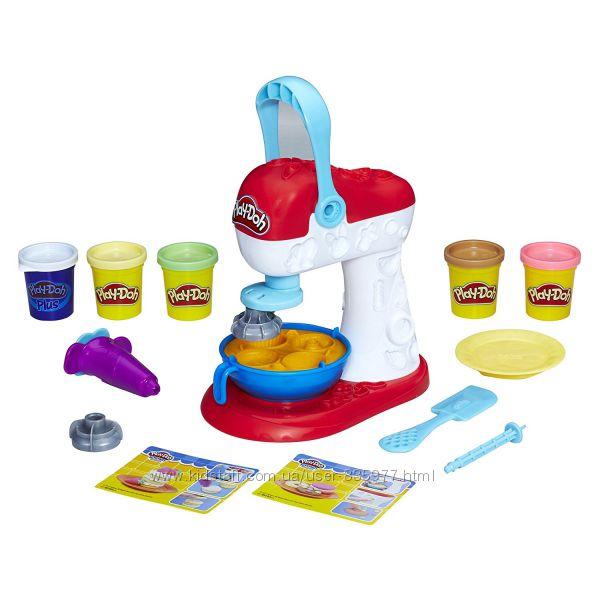 Набор Плей до Play-Doh Kitchen Creations Spinning Treats Mixer Миксер конфе