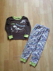 Пижама с динозавром Gymboree Америка.