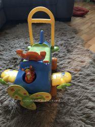 Чудомобиль - толкатель Самолет Disney от Kiddieland