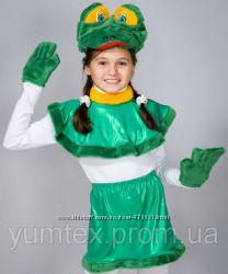 Прокат карнавального костюм Лягушка или жабка