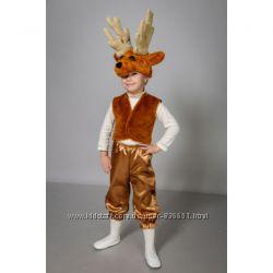 Прокат карнавального костюма Олень