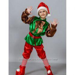 Карнавальный костюм Гном лесной, 38 размер