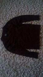 пуловер коричневый