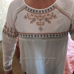 Рубашка, блузка, вышиванка Tu