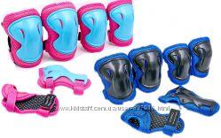 Комплект детской защиты Hypro B004, 2 цвета размер SМ 3-78-12 лет