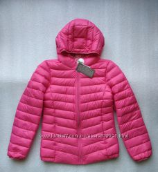Яркий ультралегкий куртка-пуховик бренда C&A Германия