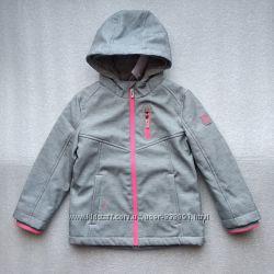 Демисезонная куртка SoftShell Германия С&А