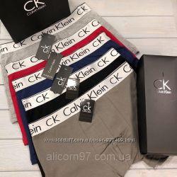 Подарочный набор мужского белья Calvin Klein NEW 5шт. box-87