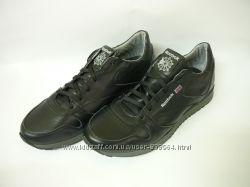 Мужские кроссовки реплика Reebok натуральная кожа 40, 41, 42, 43, 44