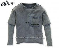 Свитшот для мальчика Alive Германия, р-ры 152, 164 см Нюанс