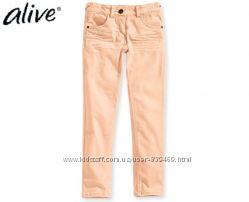 Персиковые брюки для девочки Alive Германия, р. 152 см