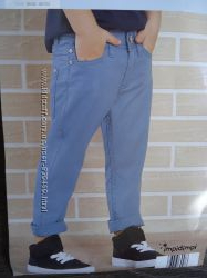 Летние брюки для мальчика Impidimpi Германия, 74-80 см 9-12 мес.