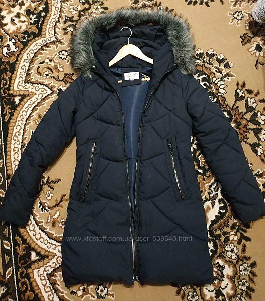 Зимняя курточка пуховик 42-44р