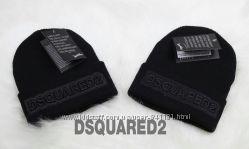 Качественные шапки DSQVARED Топ Качество