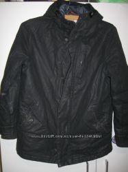 куртка парка осень