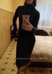 Длинное платье, размер с-м