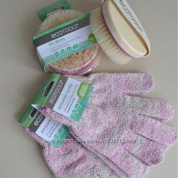 Уход за телом - массажные щетки, перчатки для душа EcoTools, Rituals
